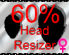 *M* Head Resizer 60%