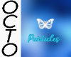 Butterfly Particles