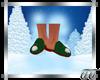 Slippers Santa