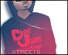 .Custom Def Jams Hoodie