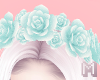🅜 MINK: rose crown