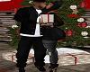 christmas gift+kiss