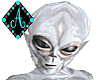 Ama{Alien avatar GREY