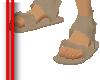 Ninja Sandals-Sand Color