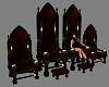 !! Hot Red Thrones