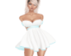 [CJ] White&BlueDressF