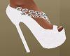 White Wedding Shoes **