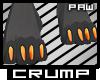 [C] iLume orange Claws