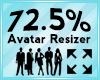 Avatar Scaler 72.5%
