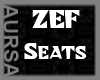 (1A)Zef Seats