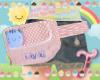 Kawaii Waist Bag Pink
