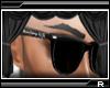 R. A|X Grahpite sunglass