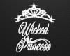 Wicked Princess - White