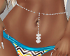 Heart Belly Chains
