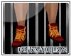 [dc]scarlet sneakers