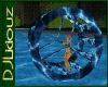 DJL-WaterWheel BlueLghtn
