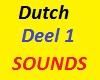 Dutch sounds 1