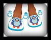 Owl Slippers m