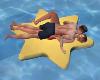 Animated Kiss Pool Float
