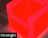 Red LED Chair