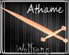 WS ~ Oak Athame