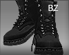ßz Leather Boots