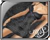 [mS]Gray Fantasy Dress