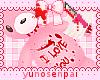 ♡ I LOVE YOU ♡