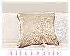A* Xmas Gold Cushion 1