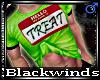 BW|M|TrEats Pulledup Top