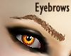 Amber Eyebrows