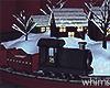 Holiday Christmas Train