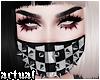 ✨ Checkered Mask