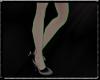 Black heels & stockings