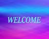 Neon Welcome Mat