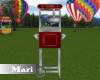 !M! Popcorn Cart