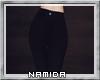 N | Black high waist