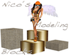 Modeling Blocks Nico´s
