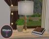 ID: Koffee cream lamp