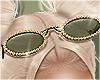Fashion Olive Glasses