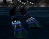 [KHL]Blue grey faun legs