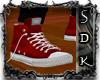 #SDK# Kicks Red & White