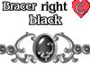 Bracer1 Black RIGHT