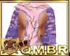 QMBR Kimono Skirt CB-P