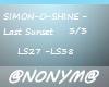 @SIMONOSHINE-LASTSUN3/3
