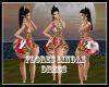 Flores lindas Dress XXL