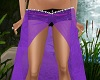 Hot Sexy Purple Wrap