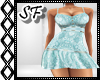 SF/Zory Blue Dress