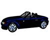 m28 BMW Z3 blue