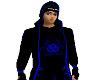 NL-Hoodie Toxic Blue